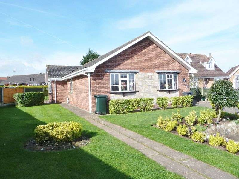 2 Bedrooms Detached Bungalow for sale in Alford
