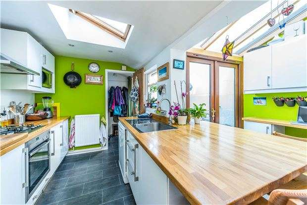 3 Bedrooms Terraced House for sale in Eden Terrace, BATH, Somerset, BA1