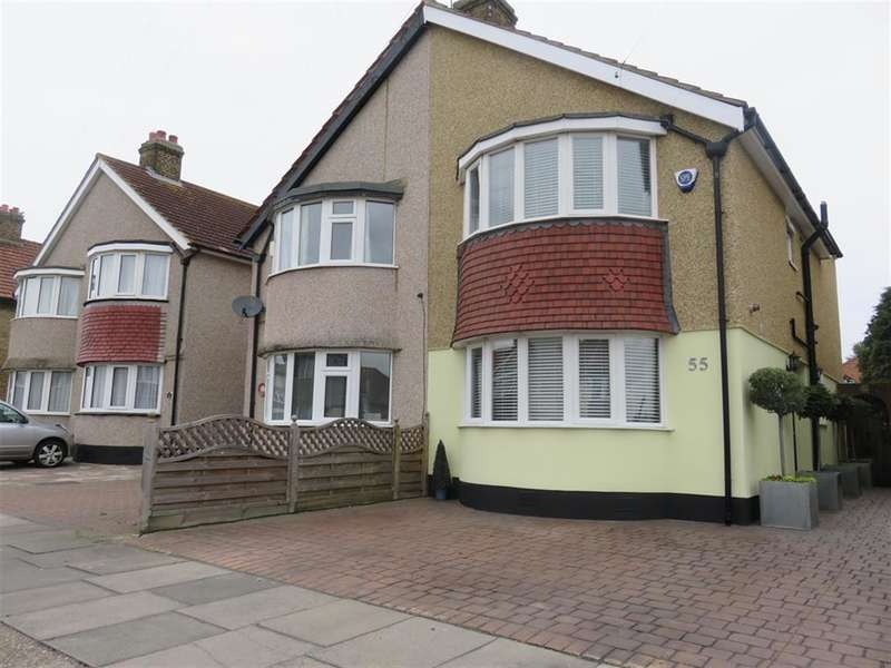 2 Bedrooms Semi Detached House for sale in Swanley Road, Welling, Kent, DA16 1LL