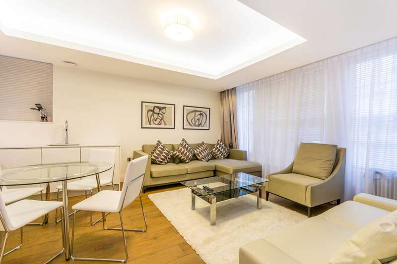 1 Bedroom Flat for sale in Exchange Court, Covent Garden, WC2R