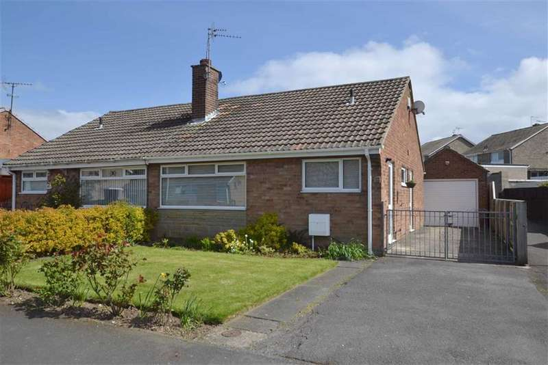2 Bedrooms Property for sale in Harewood Avenue, Bridlington, East Yorkshire, YO16