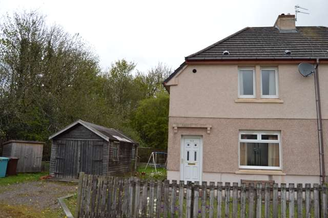 2 Bedrooms Semi-detached Villa House for sale in Kings Drive, New Stevenston, Motherwell, ML1 4HZ
