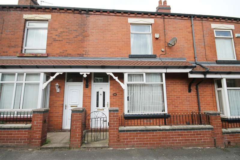 3 Bedrooms Terraced House for sale in Calvert Road, Great Lever, Bolton, BL3 3BT