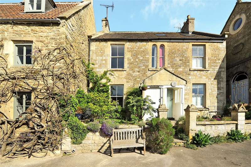 2 Bedrooms Terraced House for sale in Wellow, Bath, BA2