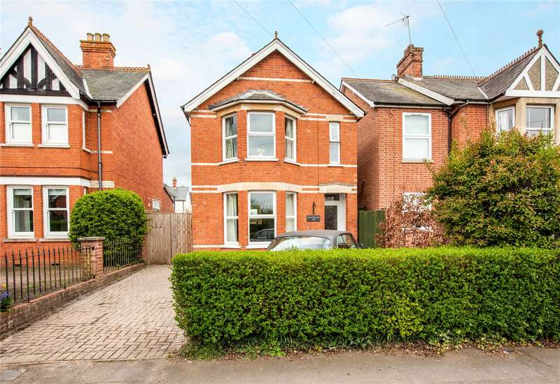 3 Bedrooms Detached House for sale in Enborne Road, Newbury, Berkshire, RG14