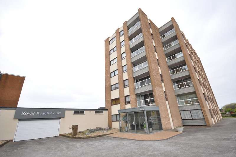 2 Bedrooms Apartment Flat for sale in Royal Beach Court, North Promenade, St Annes, Lancashire, FY8 2LT