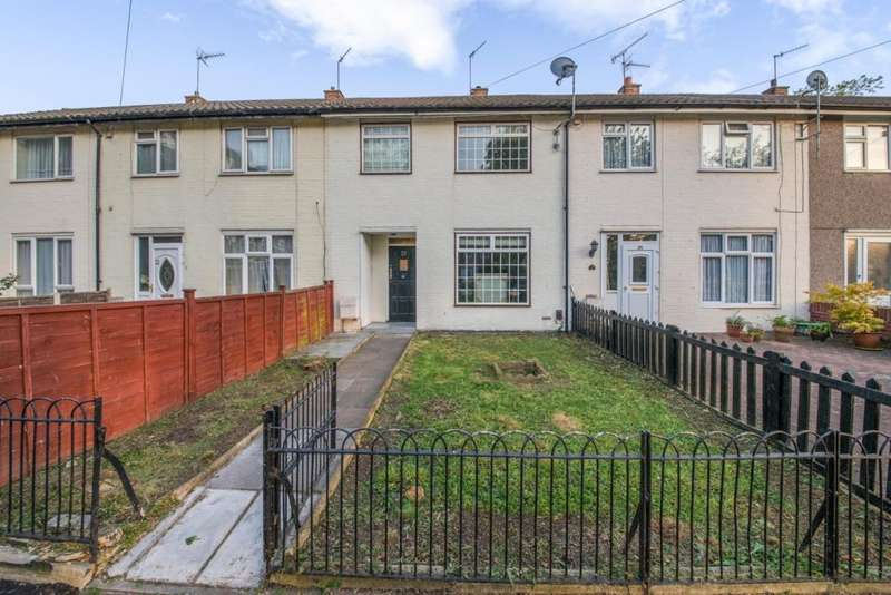 3 Bedrooms Terraced House for sale in Felixstowe Road, London, SE2 9QW