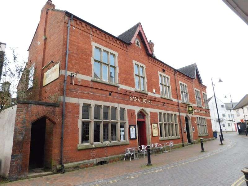 1 Bedroom Flat for sale in Salter Street, Stafford