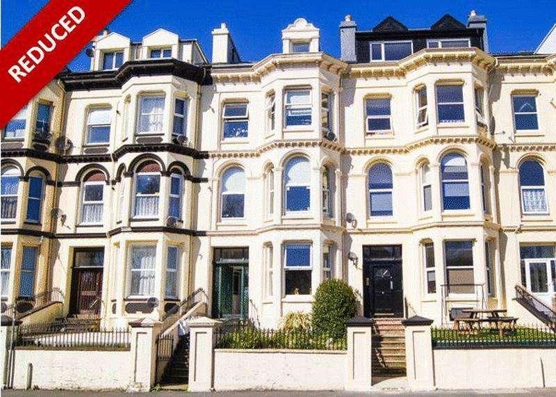 1 Bedroom Block Of Apartments Flat for sale in 5 Belmont Terrace, Douglas