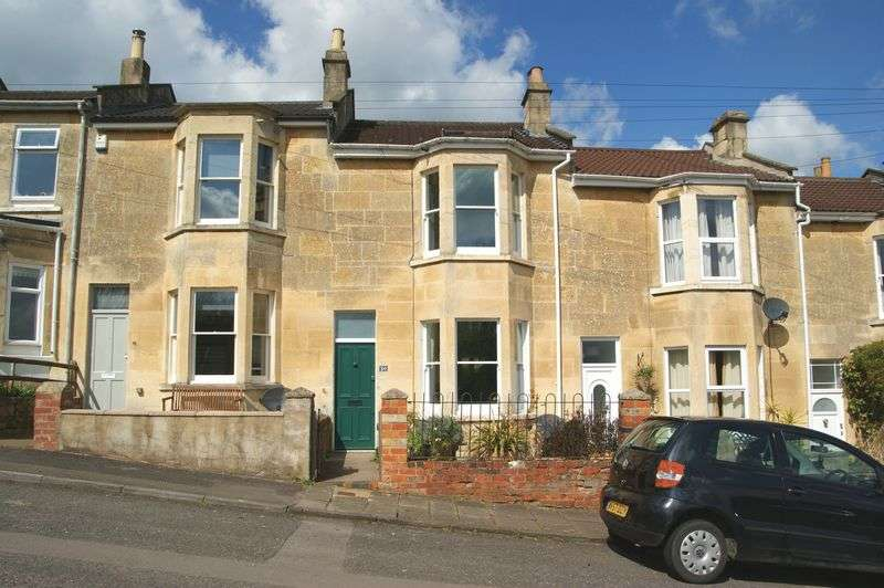 2 Bedrooms Terraced House for sale in Malvern Buildings, Bath