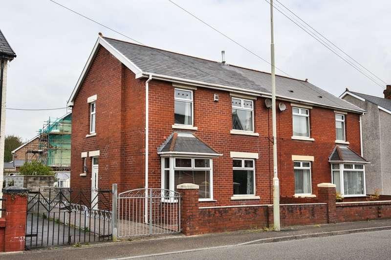 3 Bedrooms Semi Detached House for sale in Bryn Road, Bridgend, Glamorgan, CF32
