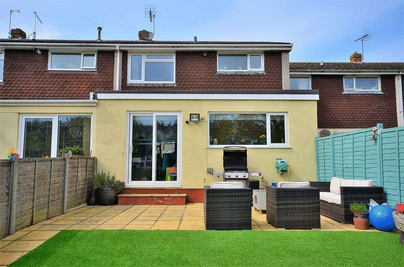 3 Bedrooms Terraced House for sale in EDEN PARK BRIXHAM