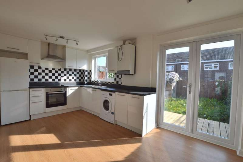 3 Bedrooms Terraced House for sale in Dillwyn Close SE26