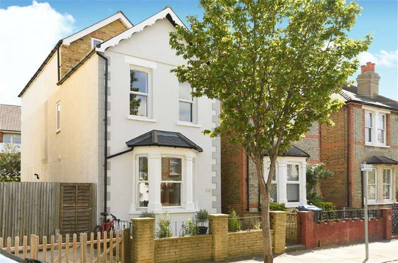 4 Bedrooms Property for sale in St Georges Road, Kingston Upon Thames