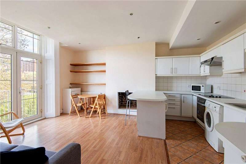 2 Bedrooms Apartment Flat for sale in Hilltop Court, 14-16 Alexandra Road, London, NW8