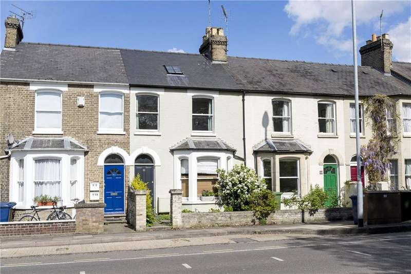 3 Bedrooms Terraced House for sale in Huntingdon Road, Cambridge, CB3