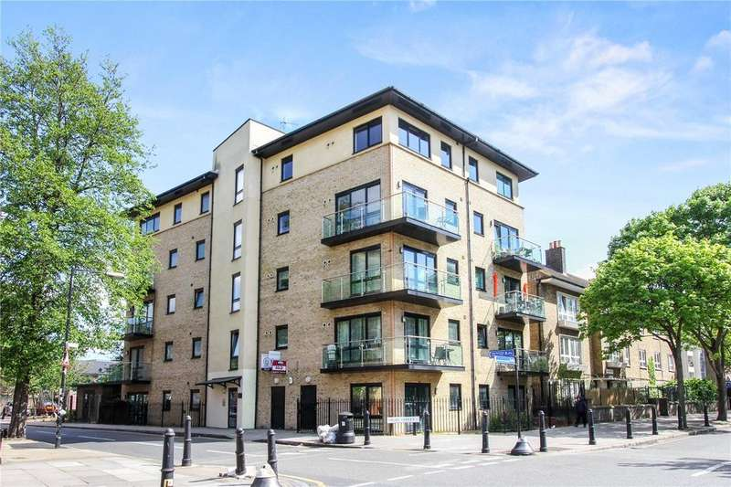 2 Bedrooms Apartment Flat for sale in Britannia House, Digby Street, Bethnal Green, E2