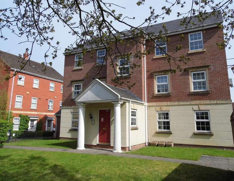 2 Bedrooms Apartment Flat for sale in Trundalls Lane, Dickens Heath