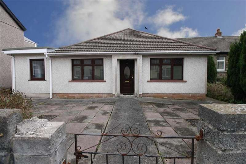 4 Bedrooms Detached Bungalow for sale in Llewellyn Street, Aberdare, Mid Glamorgan