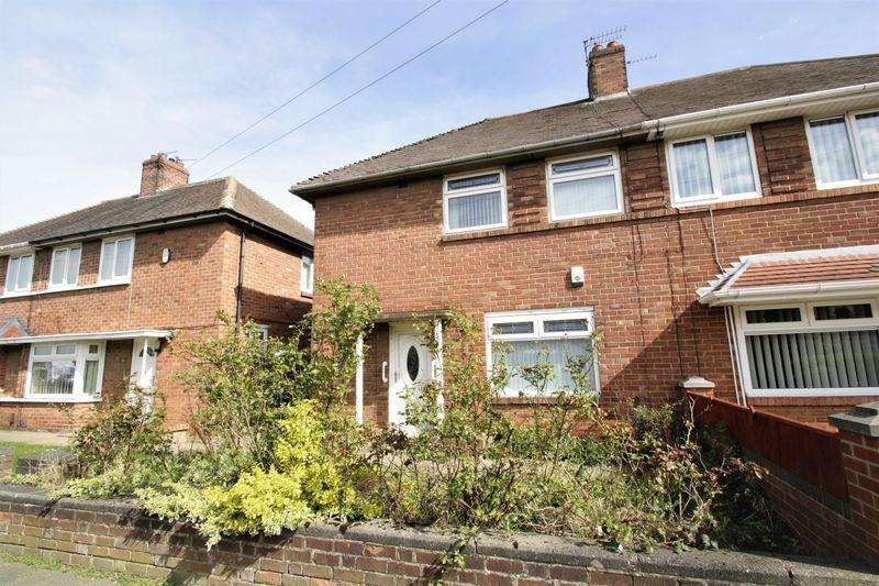 2 Bedrooms Semi Detached House for sale in Greenhow Road, Berwick Hills, Middlesbrough, TS3 7RH