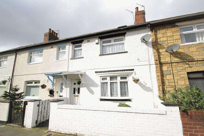3 Bedrooms Terraced House for sale in Surrey Street, Middlesbrough, TS1 4QB