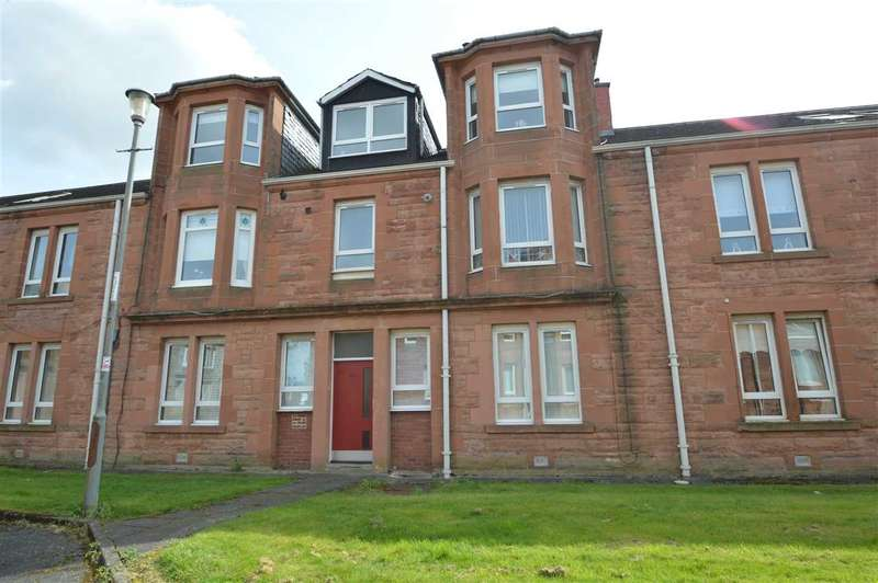 2 Bedrooms Apartment Flat for sale in Greenmoss Place, Bellshill