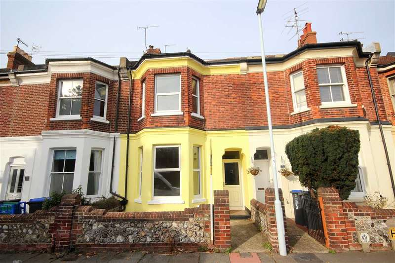 3 Bedrooms Terraced House for sale in Providence Terrace, Worthing
