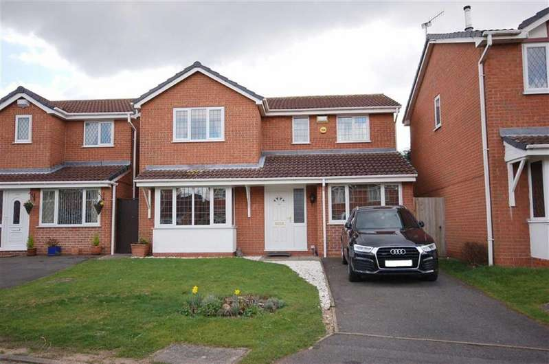 4 Bedrooms Detached House for sale in Studland Way, West Bridgford