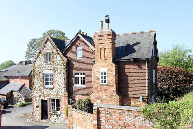 4 Bedrooms Detached House for sale in School Lane, Sutton Valence, Maidstone