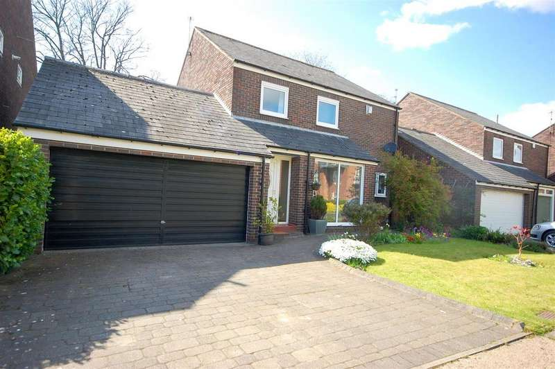 4 Bedrooms Detached House for sale in Corby Hall Drive, Ashbrooke, Sunderland