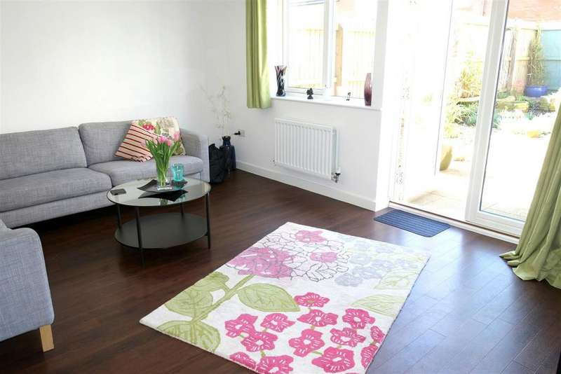 3 Bedrooms Terraced House for sale in Pearse Close, Penarth Heights