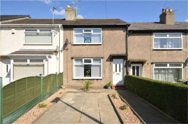2 Bedrooms Terraced House for sale in Birkenshaw Lane, Birkenshaw, West Yorkshire