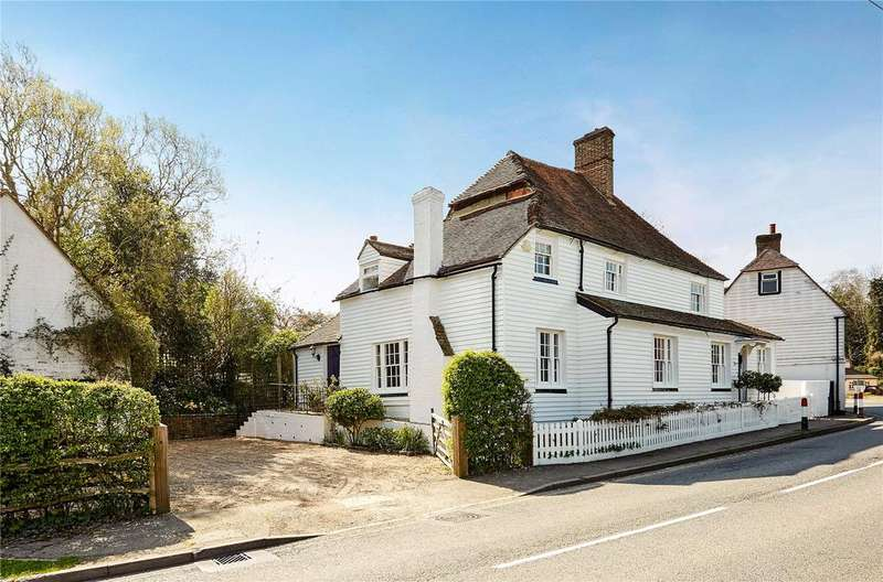 5 Bedrooms Unique Property for sale in High Street, Burwash, Etchingham, East Sussex, TN19