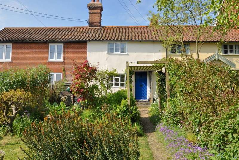 3 Bedrooms Terraced House for sale in Wenhaston, Halesworth