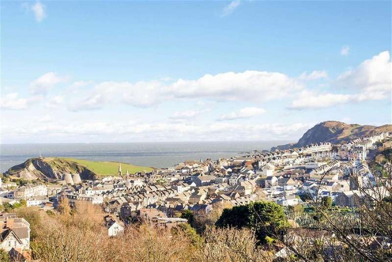 4 Bedrooms Detached House for sale in Upper Torrs Park, Ilfracombe, Ilfracombe, Devon, EX34
