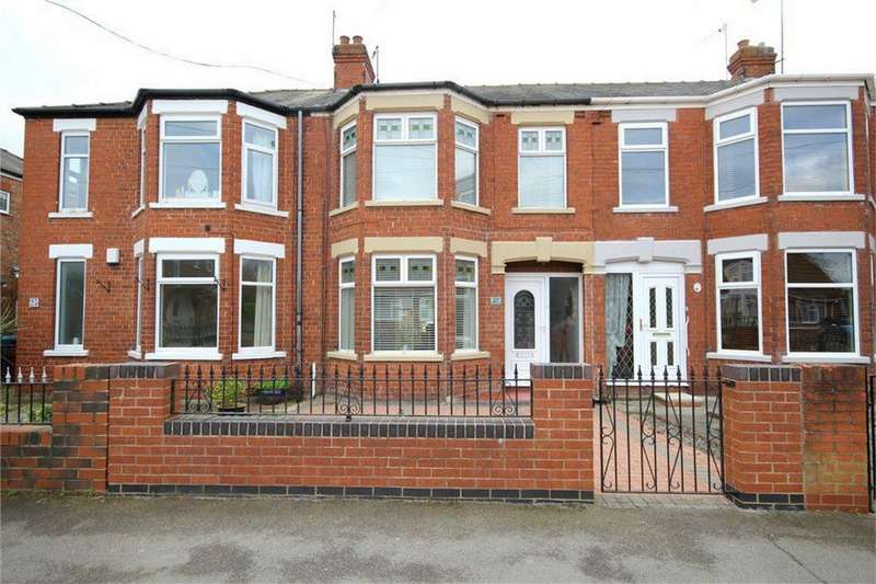 3 Bedrooms Terraced House for sale in Fairfield Road, Hull, East Riding of Yorkshire