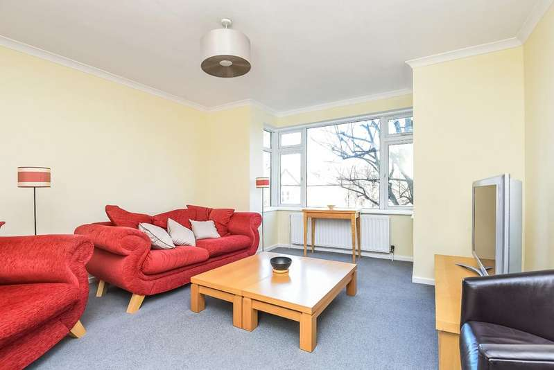 2 Bedrooms Flat for sale in Westcombe Park Road London SE3