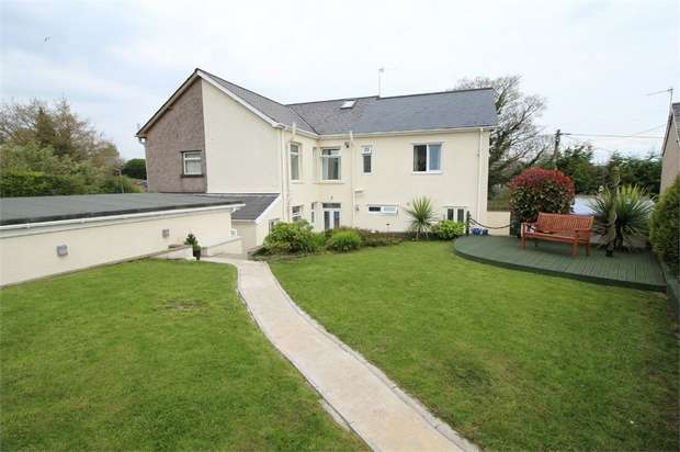 4 Bedrooms Semi Detached House for sale in Springfield Houses, Pontnewynydd, PONTYPOOL, Torfaen