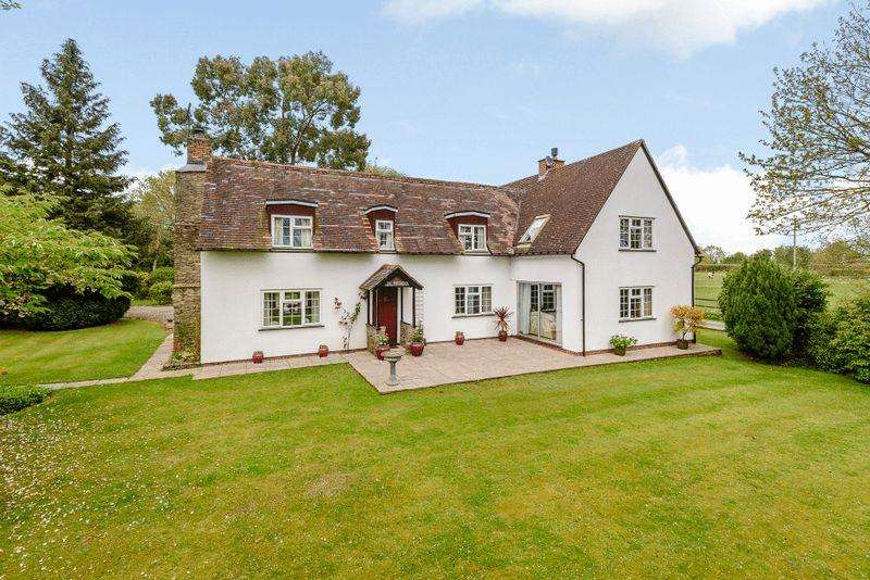 4 Bedrooms Detached House for sale in LEOMINSTER