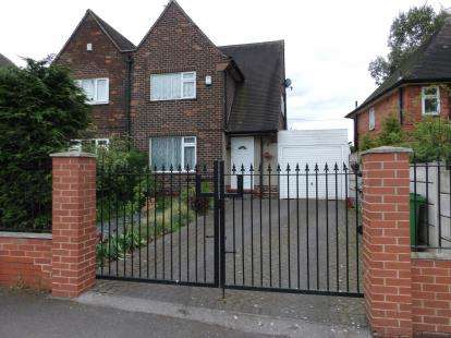 3 Bedrooms Semi Detached House for sale in Beechdale Road, Nottingham, Nottinghamshire