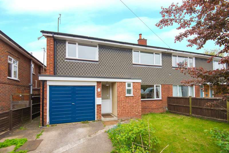 3 Bedrooms Semi Detached House for sale in Queens Road, Berkhamsted
