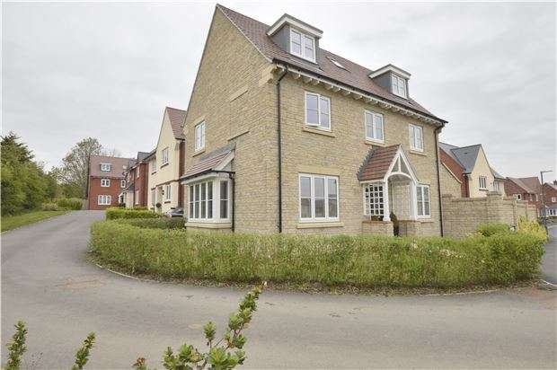 4 Bedrooms Detached House for sale in Armstrong Road, Stoke Orchard, Cheltenham, Glos, GL52 7SB