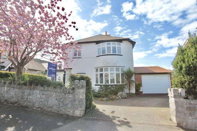 4 Bedrooms Detached House for sale in Fforddlas, Prestatyn
