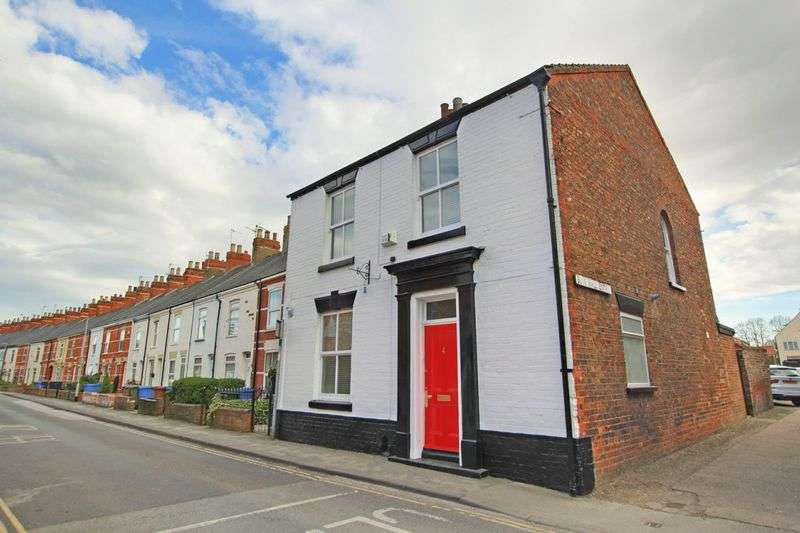 3 Bedrooms Terraced House for sale in George Street, Hedon