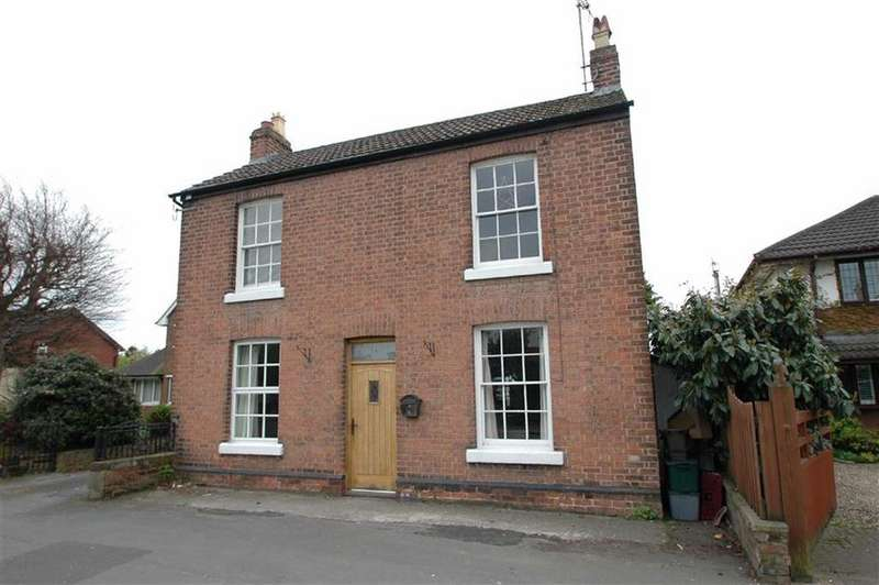 3 Bedrooms Detached House for sale in Whitchurch Road, Boughton, Chester