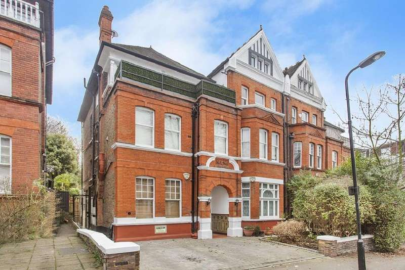 3 Bedrooms Flat for sale in Frognal, Hampstead, NW3