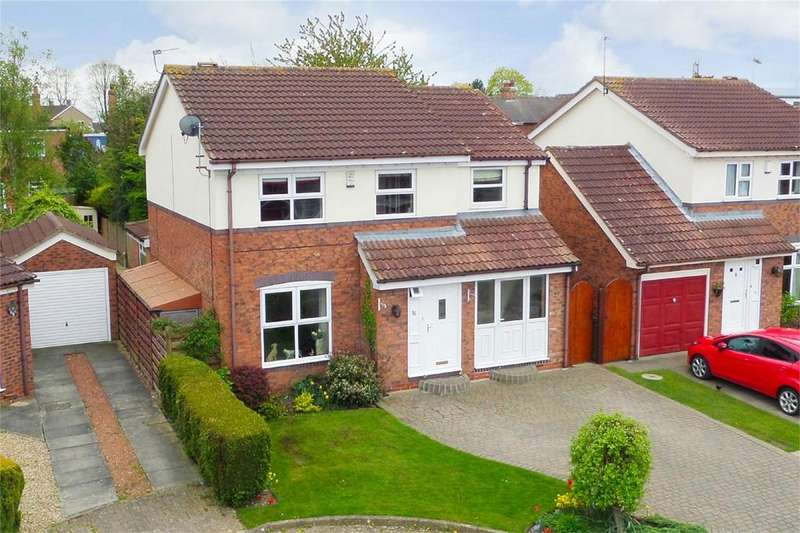 4 Bedrooms Detached House for sale in 16 Wolviston Avenue, York