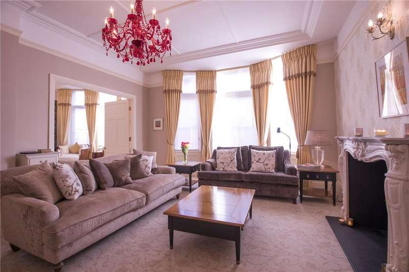 3 Bedrooms Flat for sale in York House, 39 Upper Montagu Street, London, W1H