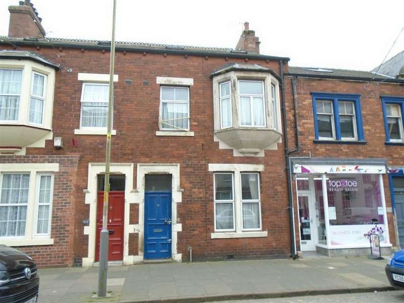 5 Bedrooms Terraced House for sale in Eden Street, Silloth, Cumbria