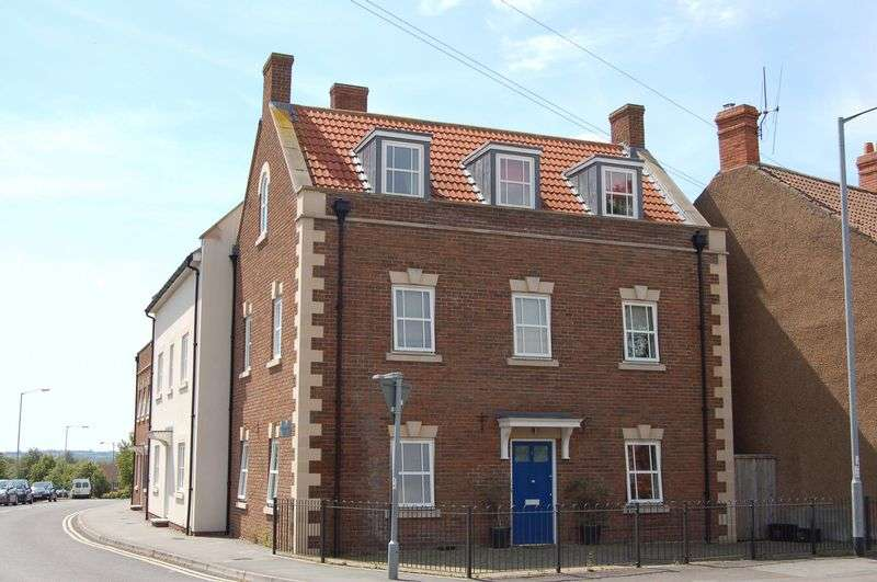 2 Bedrooms Flat for sale in Sedgemoor Way, Glastonbury